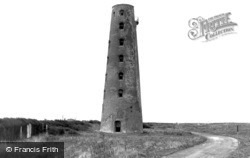 Leasowe, Lighthouse c.1965