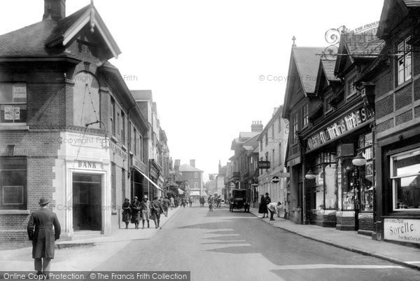 Photo of Leatherhead, 1925