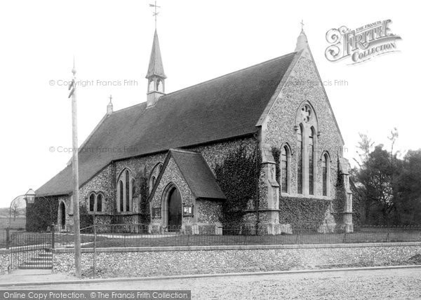 Photo of Leatherhead, All Saints Church 1905