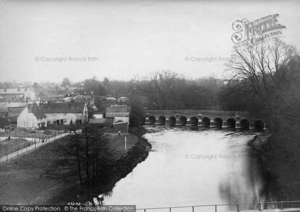 Photo of Leatherhead, Bridge 1905