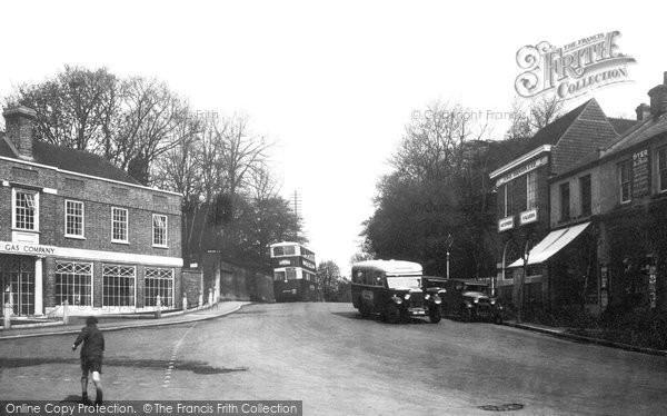 Photo of Leatherhead, Bridge Street 1932