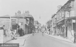 Leatherhead, Bridge Street c.1950