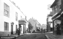Leatherhead, Bridge Street, The Swan Hotel 1888