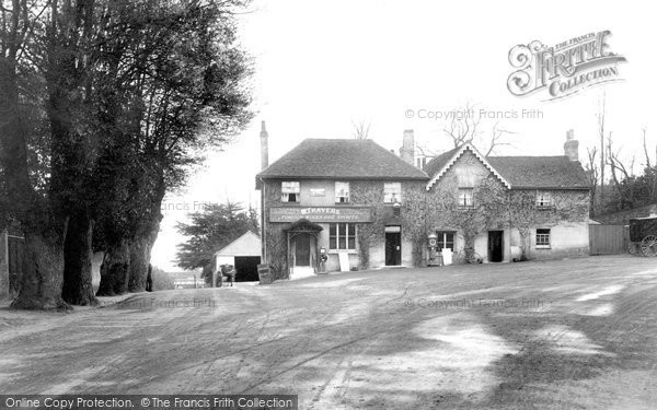 Photo of Leatherhead, Bull Hotel 1905