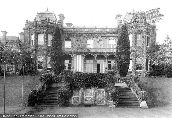 Photo of Leatherhead, Cherkley Court 1908