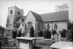 Leatherhead, Church Of St Mary And St Nicholas 1888