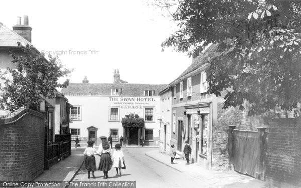 Photo of Leatherhead, Church Street 1908