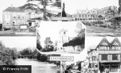 Leatherhead, Composite c.1965