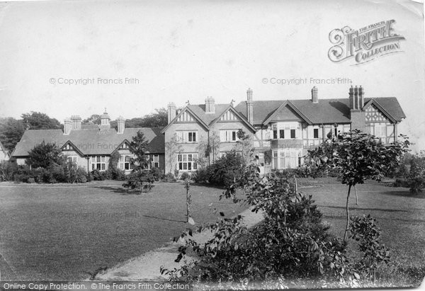 Photo of Leatherhead, Court 1904