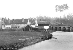 Leatherhead, From The Bridge 1895