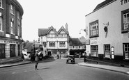 Leatherhead, High Street 1932