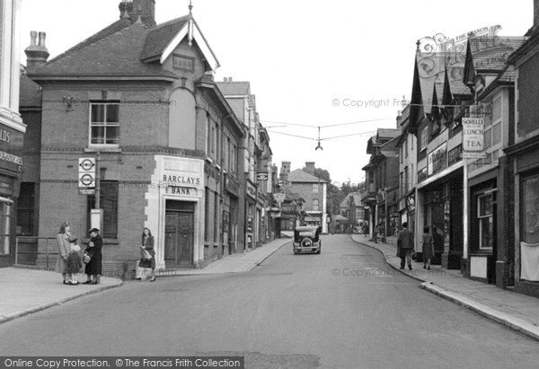 Leatherhead, High Street 1948