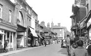 Leatherhead, High Street 1952