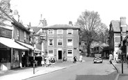 Leatherhead, High Street c1955