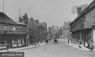 Leatherhead, North Street 1906