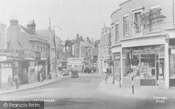 Leatherhead, North Street c.1950