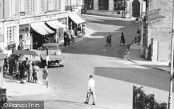 North Street c.1955, Leatherhead