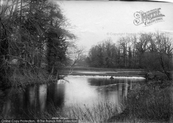 Photo of Leatherhead, On The River Mole 1895