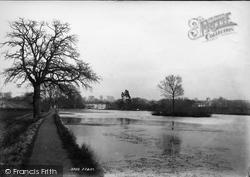 Leatherhead, On The River Mole 1895