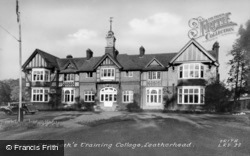 Queen Elizabeth Training College c.1955, Leatherhead