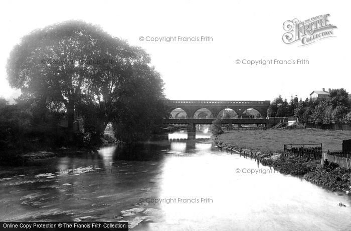 Photo of Leatherhead, Railway Bridges 1888