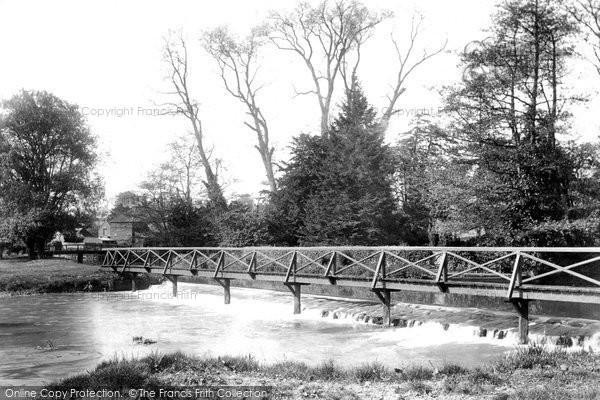 Photo of Leatherhead, River Mole 1908