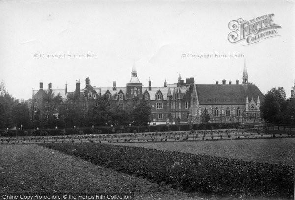 Photo of Leatherhead, St John's College 1897