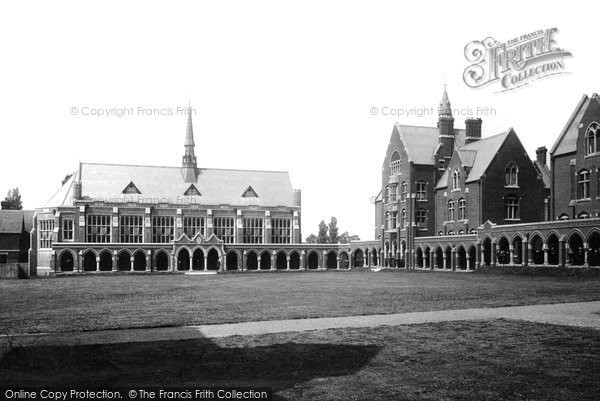 Leatherhead, St Johns School 1899