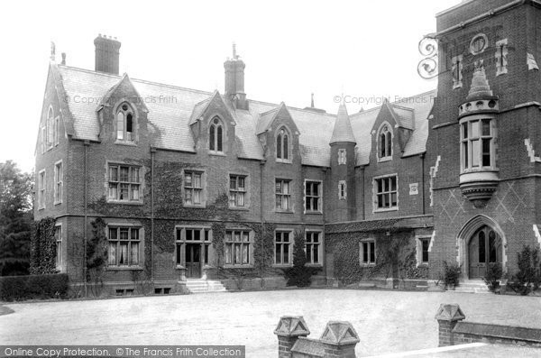 Photo of Leatherhead, St John's School, Head Master's House 1906