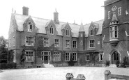Leatherhead, St Johns School, Head Masters House 1906