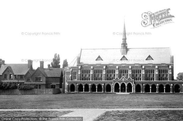 Leatherhead, St Johns Schools, 1899. Reproduced courtesy of The Francis Frith Collection