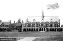 Leatherhead, St John's Schools 1899