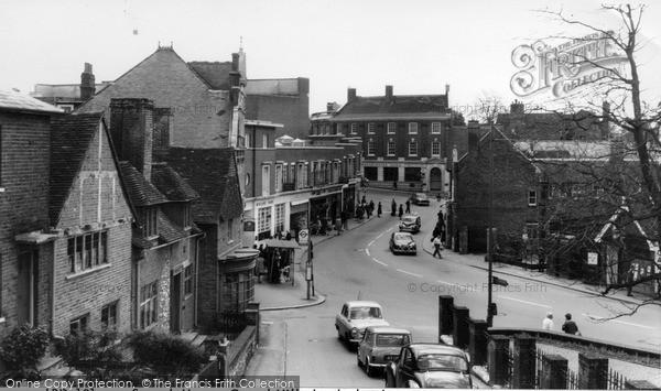 Photo of Leatherhead, Sweech House, Gravel Hill c.1965