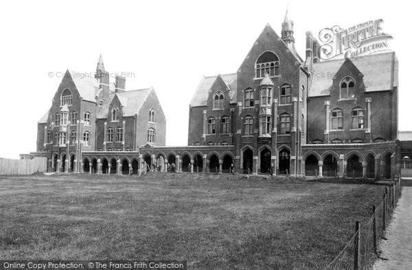 Photo of Leatherhead, The College 1897