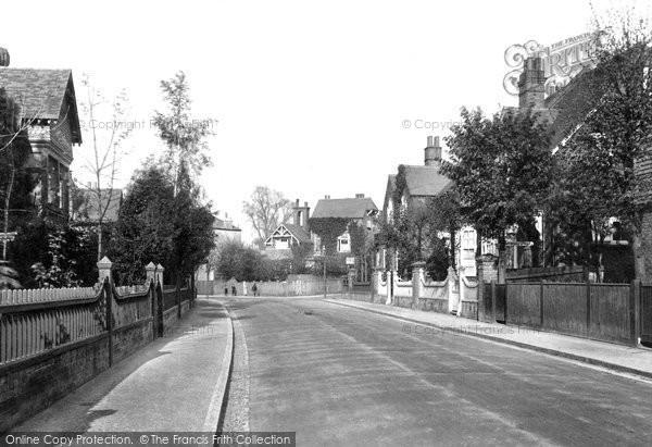 Photo of Leatherhead, The Crescent 1905