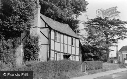The Old House c.1950, Leatherhead