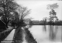 Leatherhead, The River Mole 1895