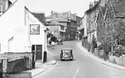 The Running Horse, Bridge Street c.1950, Leatherhead