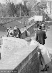 Lechlade, From The Bridge c.1960, Lechlade On Thames