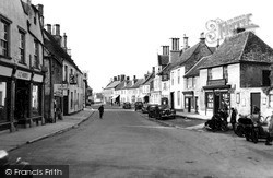 Lechlade, High Street c.1955, Lechlade On Thames