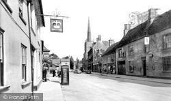Lechlade, High Street c.1960, Lechlade On Thames