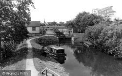 Lechlade, St John's Lock c.1960, Lechlade On Thames