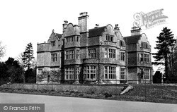 Lechlade, The Convent Of St Clotilde c.1960, Lechlade On Thames