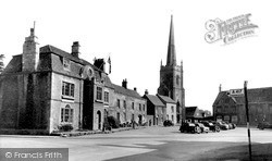 Lechlade, The Square c.1955, Lechlade On Thames