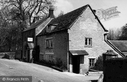Lechlade, The Trout Inn c.1955, Lechlade On Thames