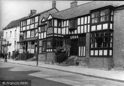 Abbey House c.1938, Ledbury