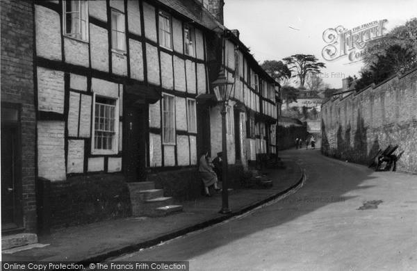 Photo of Ledbury, Church Street c.1938