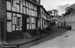 Church Street c.1938, Ledbury