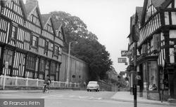 Cross Roads c.1955, Ledbury