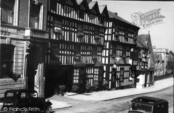 Feathers Hotel c.1938, Ledbury